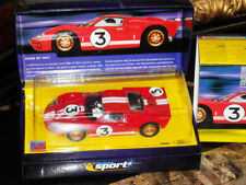 SCALEXTRIC Sport C2509AT FORD GT MKII #3 LE MANS 1966 1:32 Slot Car NEW in Box!