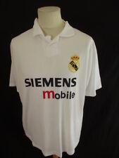 Maillot de football réplica Réal Madrid N° 77 BECKHAM Blanc Taille L