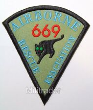 Israel Israeli Air Force Airborne Rescue and Evacuation 669 Patch
