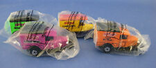 Set of 4 Kellogg Cereal Promotional Miniature Toy Trucks VINTAGE