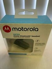 MOTOROLA BLUETOOTH  Mono HK105 Headset Black new sealed, Amazon/Alexa enable