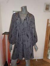 Viscose Square Neck Floral Regular Size Dresses for Women
