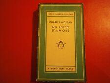 "Morgan Charles ""Nel bosco dell'amore"" – Medusa - Mondadori, 1938"