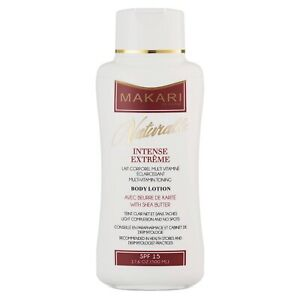 Makari Naturalle Intense Extreme Body Lotion 17.6oz – Lightening, Toning & Moist
