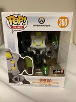 """Funko Pop! Games Overwatch #360 ORISA 6"""" GameStop Exclusive"""