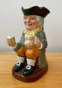 Royal Doulton - Happy John -Small Toby Jug - 13cms High