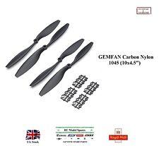 GEMFAN Carbon Nylon DJI 1045 Propellers for Emax MARS F450 F550 S650 RC Motors