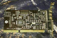ISA Soundkarte Terratec Base 1 V 1.01 - Wavetable, Gameport Midi - retro gaming