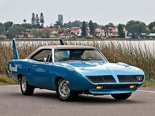 1970 Plymouth Road Runner Superbird l POSTER | 24 x 36 INCH | muscle car |