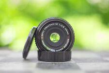 SMC Pentax M 40mm F 2.8 Pancake - K Mount Objektiv f. DSLR adaptierbar
