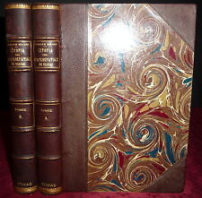 The Latins in the Levant, Frankish Greece, Miller, 2V in Greek 1909 Leather