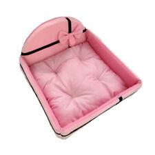 New Pet Bed Set Cat Dog Mattress Pillow Puppy Nest Winter Warm Kennel Cushion