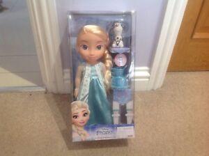 Disney Princess Tea Time With Princess Elsa And Olaf NEW IN BOX