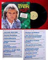 LP Michael Stein: Meine Träume mit Dir (EMI 1C 066-24 0742 1) D 1987