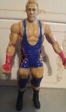 WWE Jack Swagger MATTEL BASIC 2013 personaggio WWF Wrestling (vestito blu)
