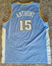 Carmelo Anthony Denver Nuggets NIKE Basketball Jersey 3XL 56 No Reserve