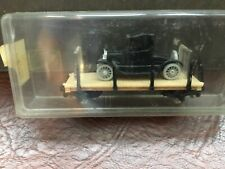 Egger Bahn. Model T Ford. Car. wagon