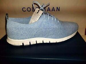 Cole Haan ZERØGRAND Women's Oxford Fashion Sneakers w/Stitchlite Wool Size 9.5
