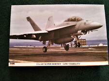 """HASEGAWA 1/48 F/A-18F SUPER HORNET """"LOW VISIBILITY"""""""