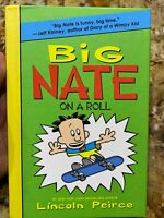 Big Nate on a Roll Hardcover Book 3 by Lincoln Peirce Series; New