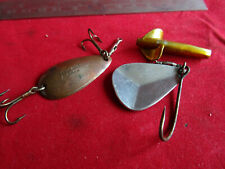 3X VINTAGE HARDY LURES