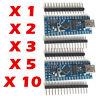 Multi buy Arduino Nano v3.0 – Compatible Board CH340G 5V 16MHz atmega328 Tested