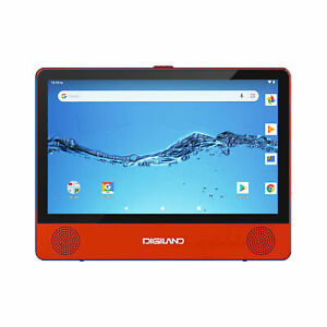 Digiland DL9003 2-in-1 Android 9.0 Tablet DVD Player Quad Core 1.3GHz 1GB 16GB
