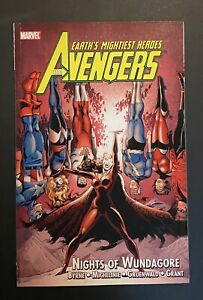Avengers: Nights Of Wundagore TPB - Scarlet Witch - Marvel Comics