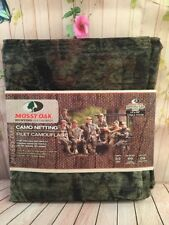 Mossy Oak Camo Netting Hunting Blind Netting, Photography Camouflage 12' x 56""