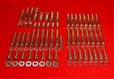 1991-03 HARLEY SPORTSTER POLISHED ARP GRADE 8 12 POINT STAINLESS ENGINE BOLT KIT
