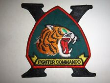 Vietnam War Patch USAF 10th FIGHTER COMMANDO Squadron 4503rd TFS (Provisional)
