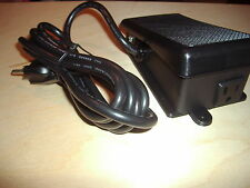 Band or Scroll Saw Foot Pedal Hands Free On Off Switch