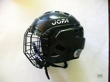 JOFA HOCKEY HELMET 395JR 6 1/2-7 1/4 SIZE 50-57 MADE IN SWEDEN WITH FACE MASK