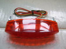 New Led Universal Rear Tail Stop Light Streetfighter Zxr
