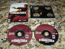 Strangehold (PC) Game Windows (With Manual)