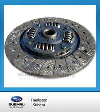 NEW GENUINE SUBARU STi CLUTCH FRICTION PLATE (5MT) ST30100ZR000 IMPREZA FORESTER
