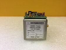 HP / Agilent 5086-7333 2.0 to 8.4 GHz, SMA (F) Yig Oscillator. Tested!