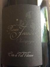3 bt. CHAMPAGNE  Cedric Bouchard Roses de Jeanne COTE DE VAL VILAINE B de NOIRS