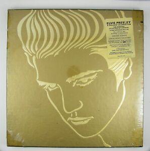 ELVIS PRESLEY A Golden Celebration 6LP BOX SET 1984 ROCK/ROCKABILLY (SEALED)