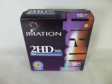 """Imation 9 2HD Floppy Disks 3.5"""" - IBM Formatted"""