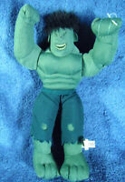 *1915*  Incredible Hulk 2008 -  toy figure - Marvel - soft - 22cm