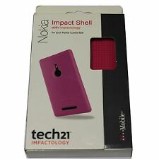 New OEM Tech21 Impactology NOKIA Lumia 925 IMPACT SHELL Case Cover PINK