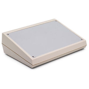 Console Cases Retex Abox Grey 268 x 78 x 185 mm Project Enclosure Box