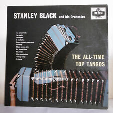 """33T Stanley BLACK And his Orchestra Vinyle LP 12"""" THE ALL-TIME TOP TANGOS -DECCA"""