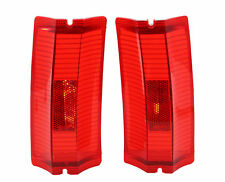 1965 Chevelle Wagon Outer Tail Light Lens