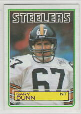 1983 Topps Football Pittsburgh Steelers Team Set (15 Cards)