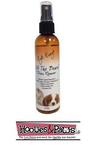 Eye Envy Off the Beard Pet Hair Stain Remover All Natural for Dogs and Cats 4oz
