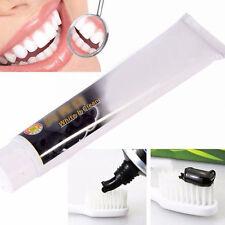 Bambus Kohle Aktivkohle Zahnpolitur Whitening Zahnpasta weiße Zähne Zahncreme x1