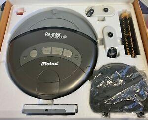 iRobot Roomba Scheduler Model 4225 Bagless Robotic Vacuum *COMPLETE Set In Box*