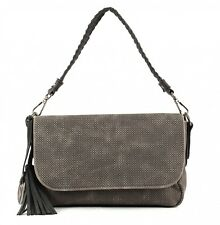 SURI FREY Bolsa Para Cadáveres Cruz Cindy Crossover Bag Grey